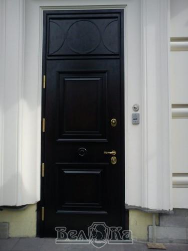 Двери из массива дуба (дубовые) - Купить дверь массив дуба